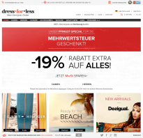 Dress for Less Vorschau-Bild