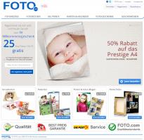 Screenshot von foto.com