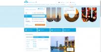 Screenshot von KLM