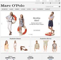Screenshot von Marc O'Polo